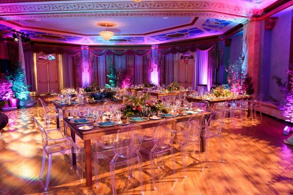 Gala Evening | Fairmont Banff Springs, Canada