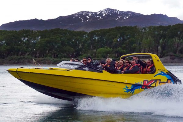 Power Boat Activity | New Zealand